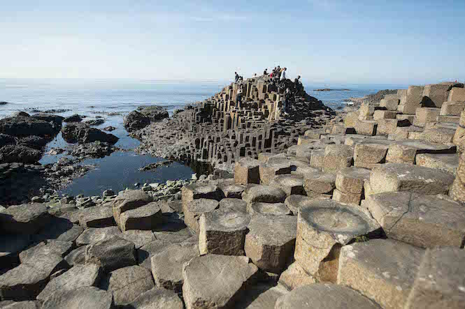 Giant's Causeway - Image Andrew Marshall
