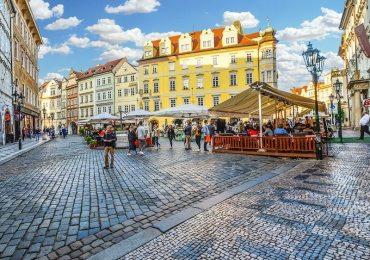 Prague Square 800x600
