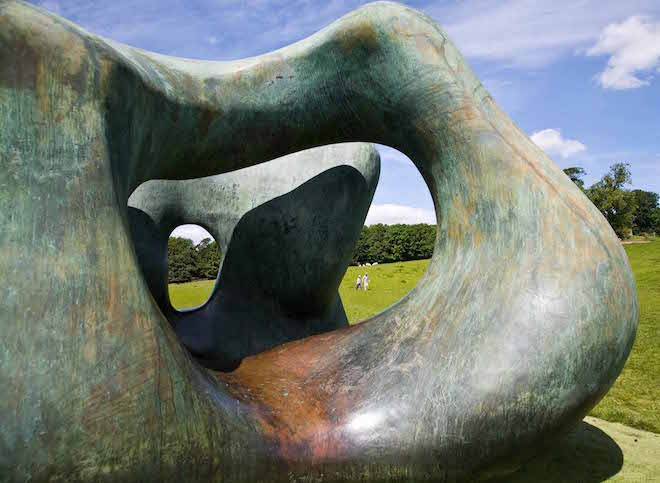 YORKSHIRE SCULPTURE PARK – IMAGE CREDIT ANDREW MARSHALL