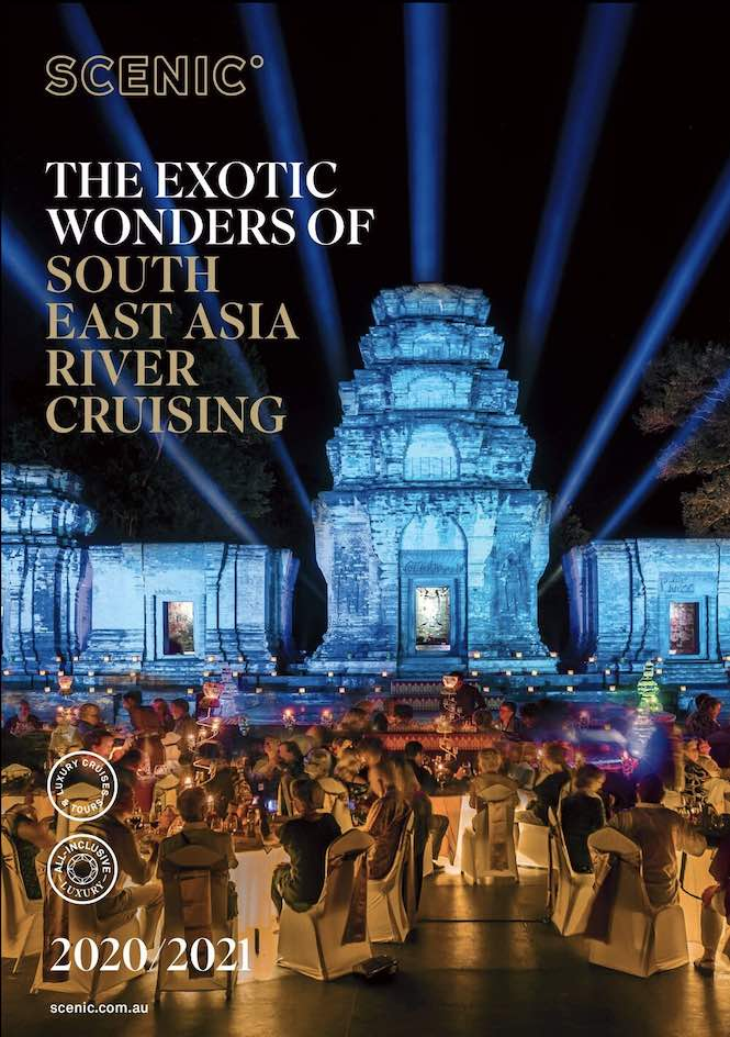 Scenic Asia river cruise brochure 20:21