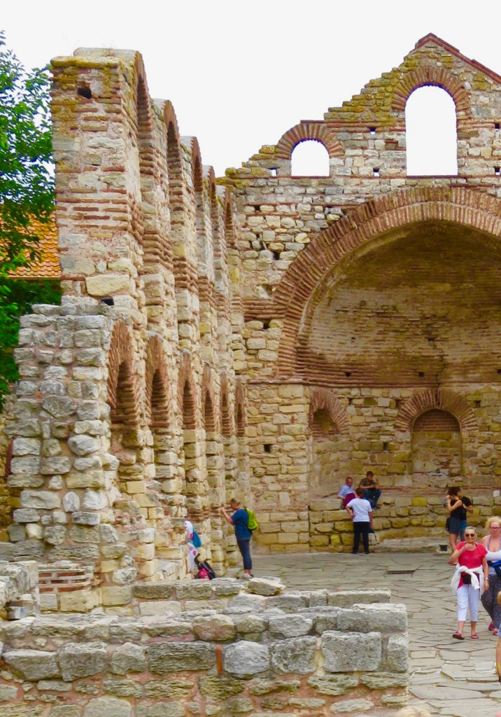 Cathedral ruins, Nessebar-Bulgaria