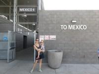 Borader to Mexico