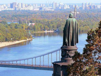 Monument to St. Volodymyr of Kiev
