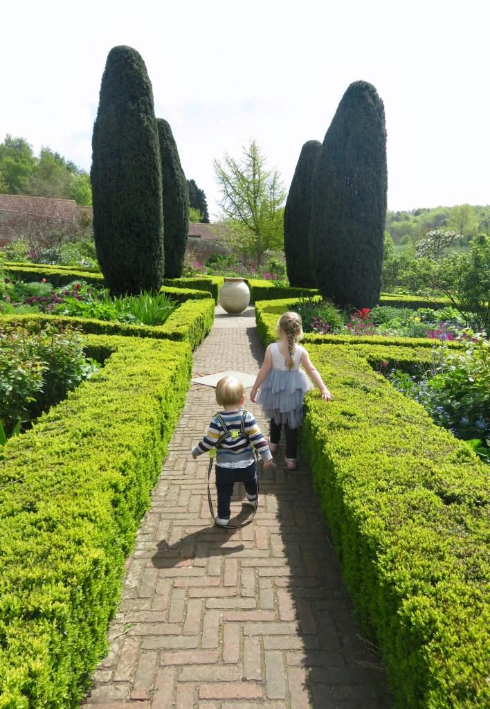 Culpeper Garden