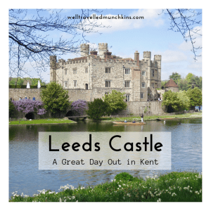 Leeds Castle, Kent – Days Out in Kent