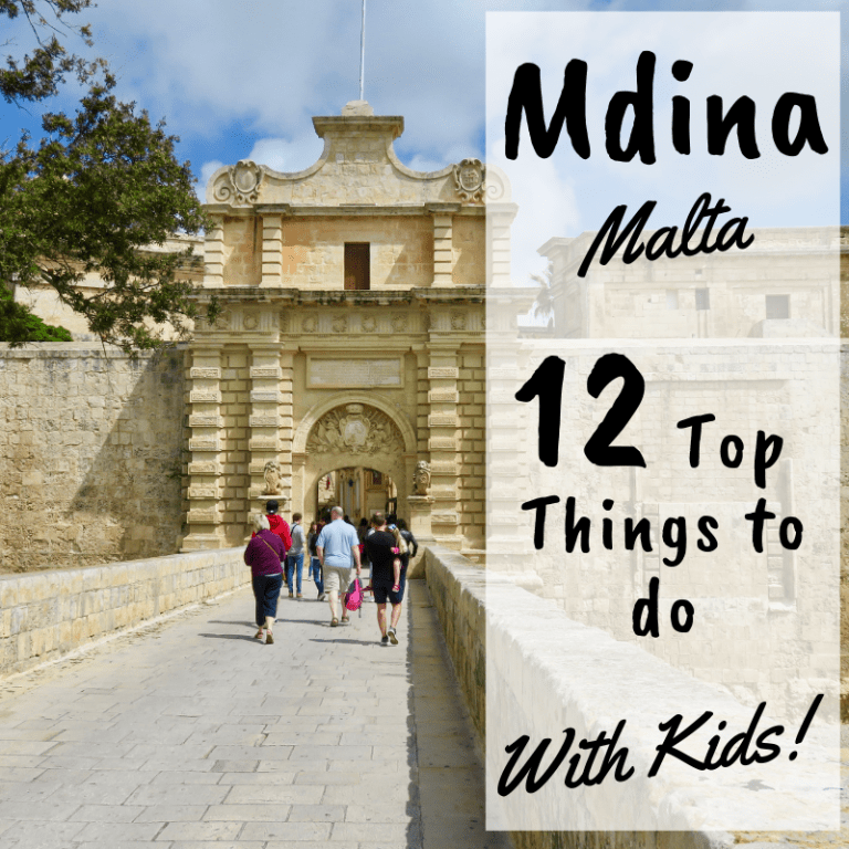 Top 12 Things to do in Mdina with Kids