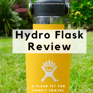Hydro Flask Review – A Bottle Fit for Family Travel