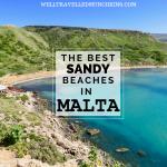 5 of Malta's Best Sandy Beaches.