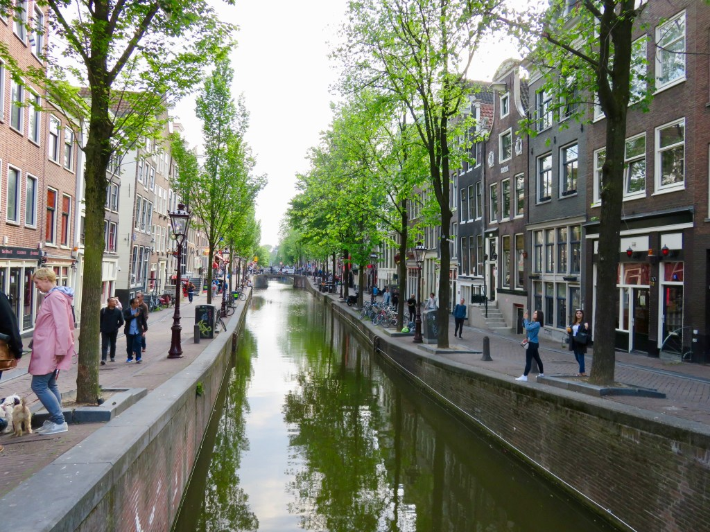 The Red Light District - Things to do in Amsterdam
