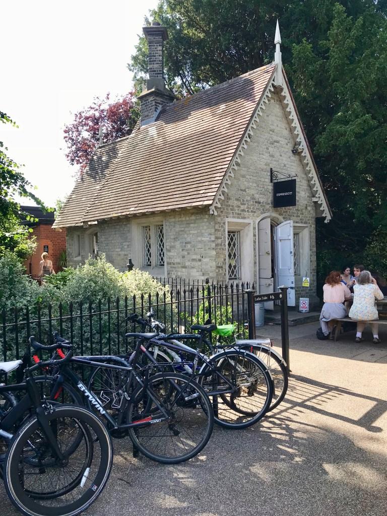 Coffee Shop Regent's Park