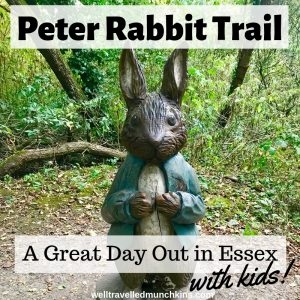 Peter Rabbit Trail at Langdon Nature Reserve