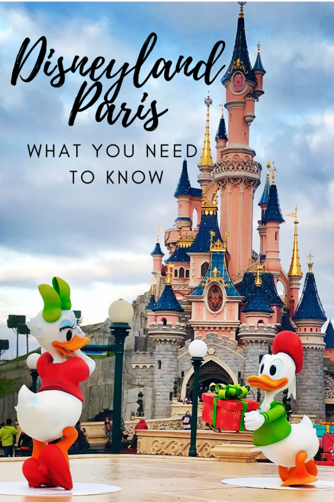 Heading to Disneyland Paris? Here's everything you need to know