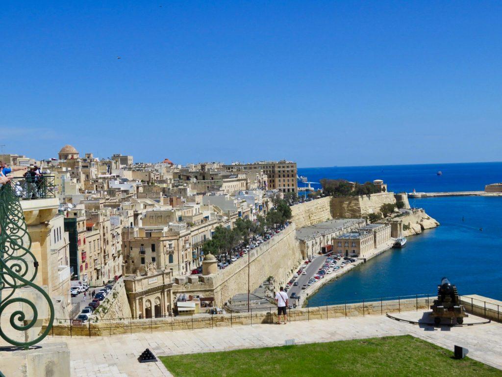 Malta with Kids - Valletta