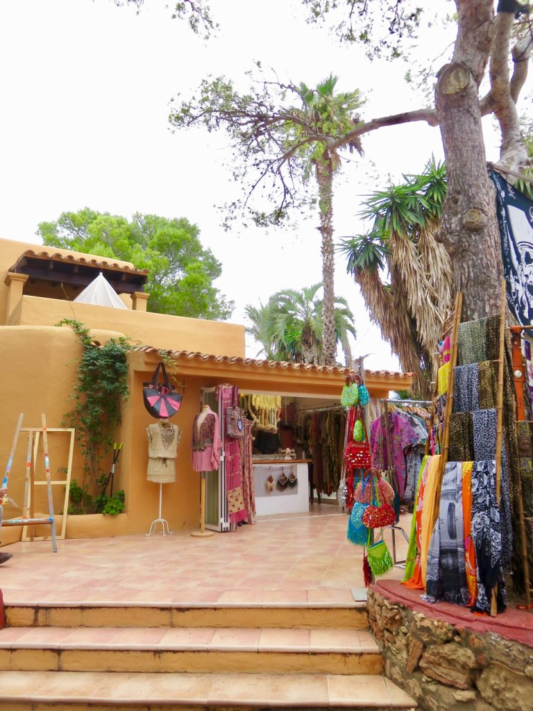 Hippy Market stalls