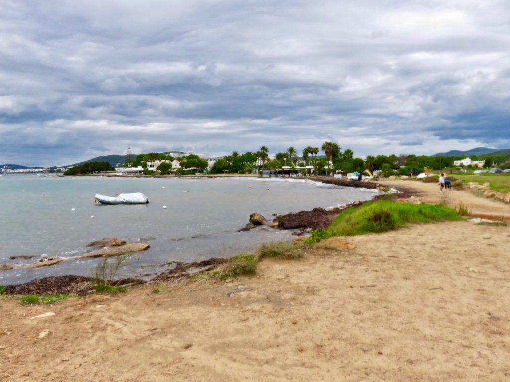 Beach at Caló des Gat
