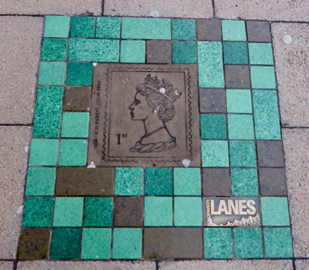 Norwich Lanes - Norwich with kids