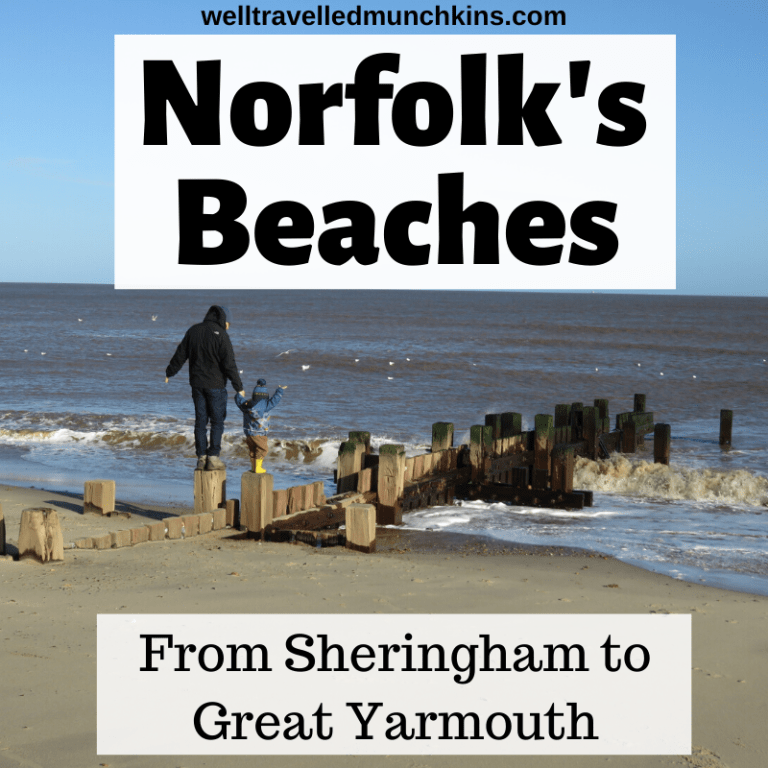 Norfolk's Beaches – Sheringham to Great Yarmouth