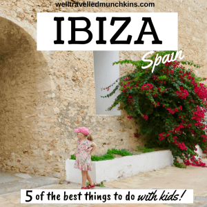 5 Things to do in Ibiza with Kids