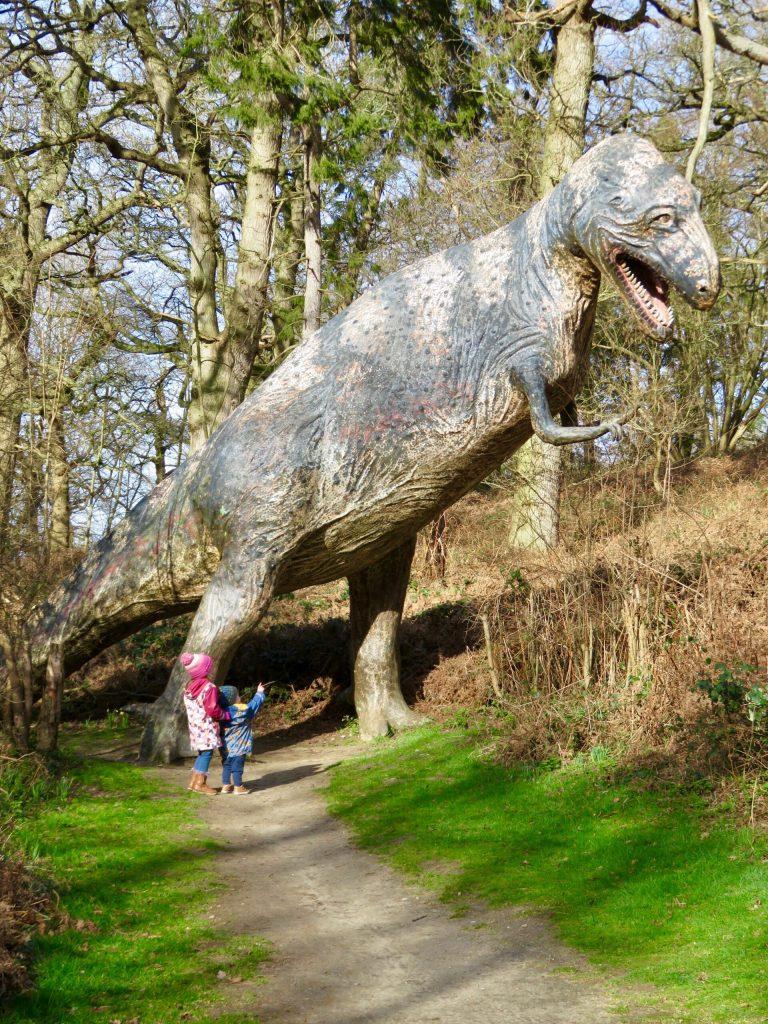 Dinosaur Trail