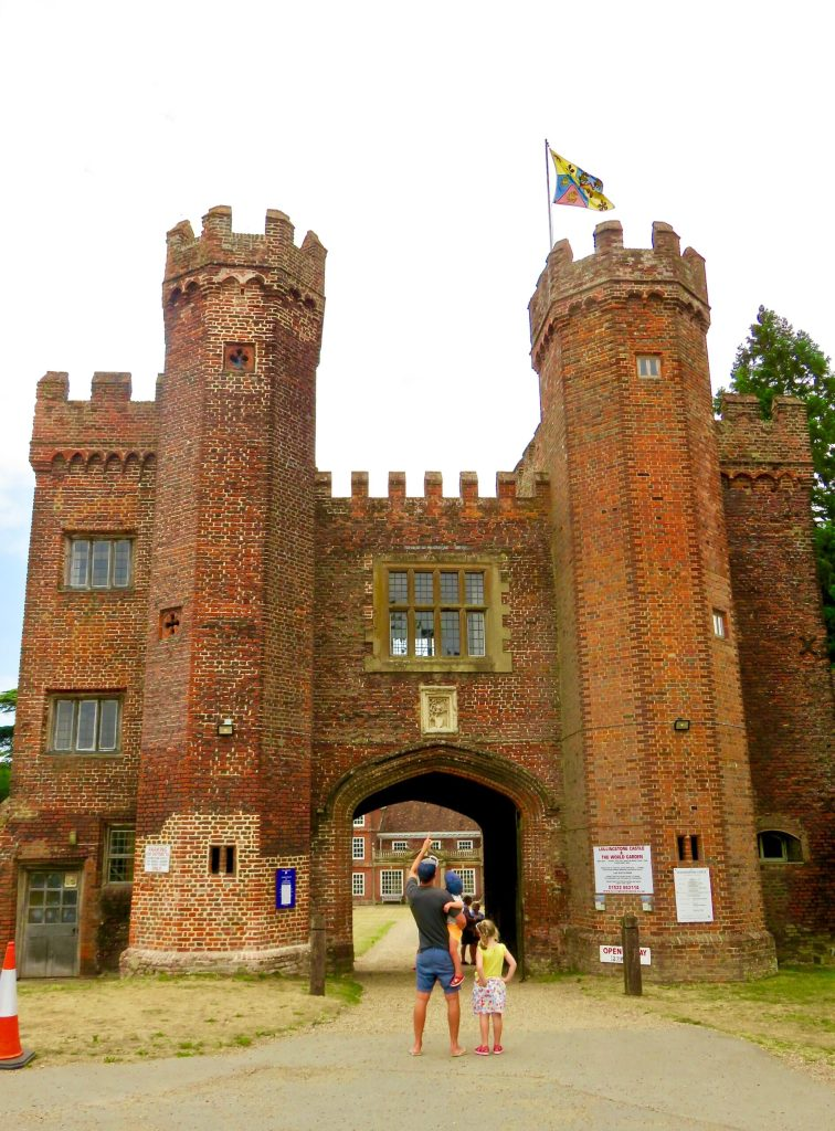 Lullingstone Castle Gate House