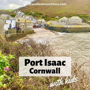 Things to do in Port Isaac with Kids