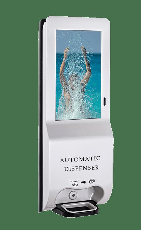 Automatic Hand Sanitizer Unit