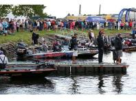 The Wellwood Club Marina and Bass Tournament on Northeast River MD
