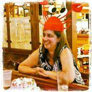 Birthday Crab Hat