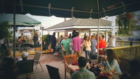 Al Fresco Dining and Happy Hour in Maryland