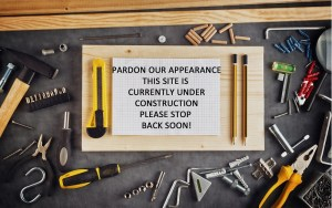 Please Pardon our appearance, this site is currently under construction