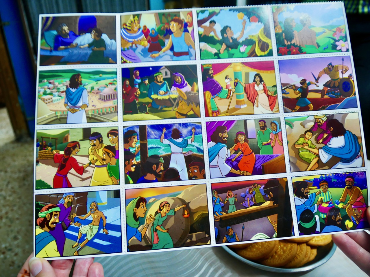 Mission India's Children's Bible Club