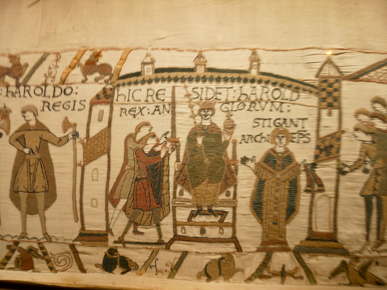 Do we really appreciate the Bayeux Tapestry?