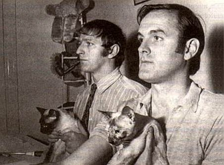 john cleese and graham chapman