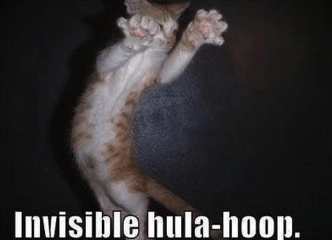 10 hula hoop