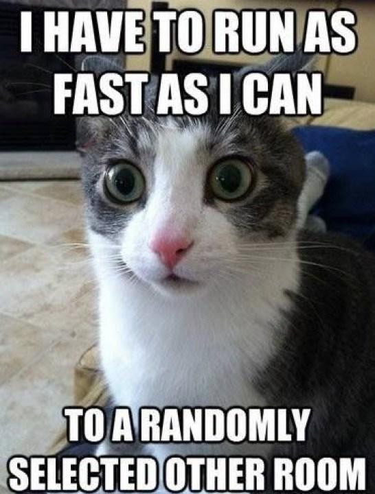 run fast LOL