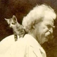 Vintage Photos That Prove Mark Twain Was The 'Crazy Cat Lady' Type Of Man