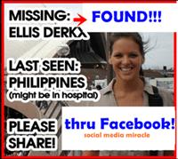 ellis derkx missing and found