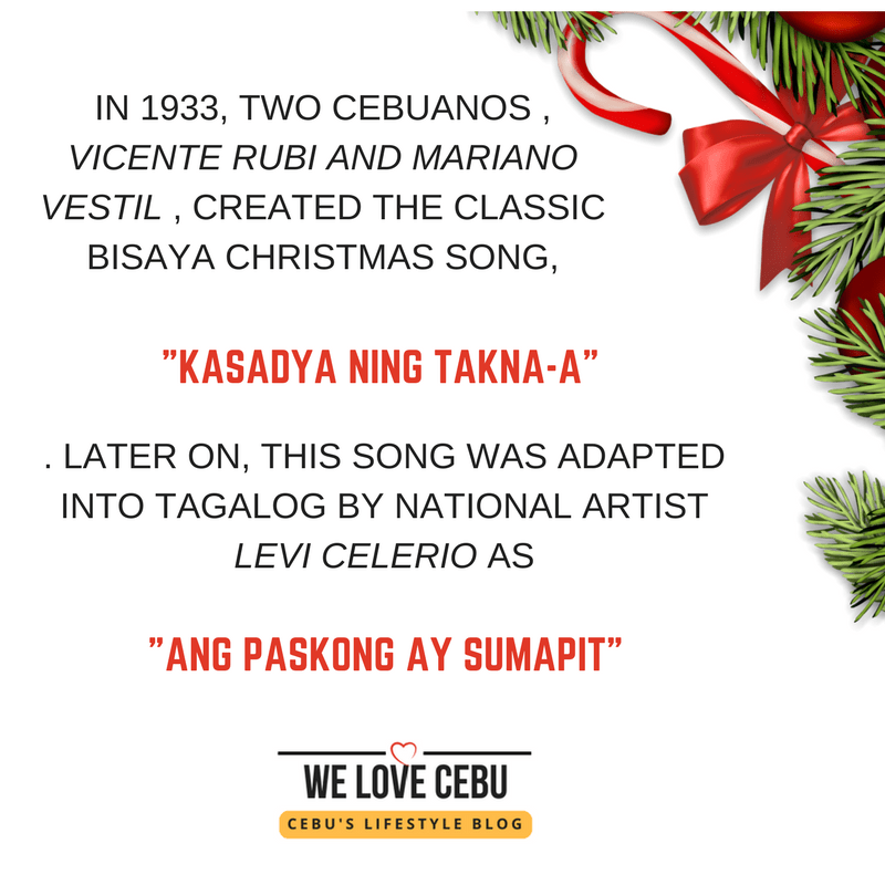 Best Bisaya Christmas Songs Lyrics And Chords Image Collection