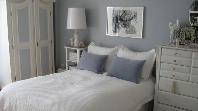 S.'s Bedroom Vignette