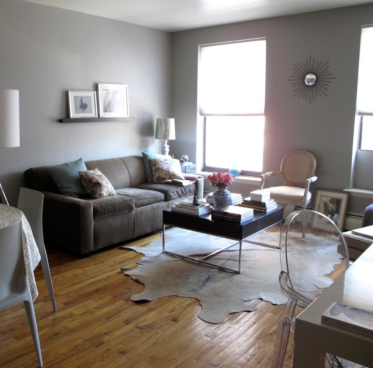 Nicole's living room