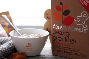 Gingerbread-porridge