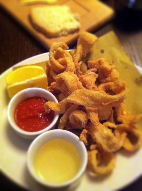 Calamari Cucina Asellina London We Love Food, It's All We Eat