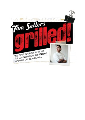 TOM SELLERS, Grilled