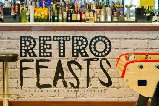 WELOVE FOOD RETRO FEASTS REVIEW