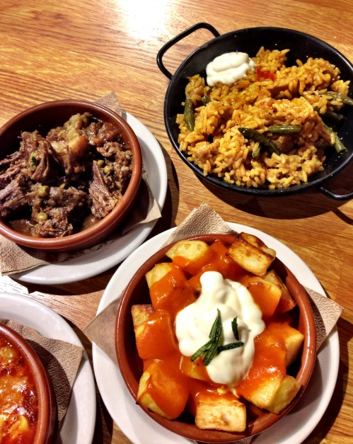 Tapas Revolution | Bluewater | We Love Food, It's All We Eat