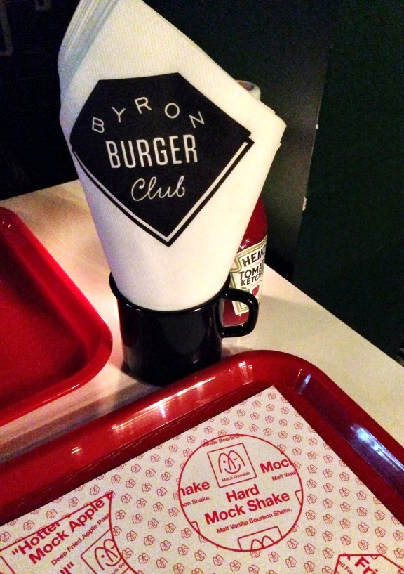 Byron Burger Club | Mockdonalds | We Love Food, It's All We Eat
