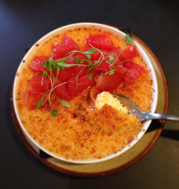 Kopapa | Creme Brulee | Seven Dials | We Love Food, It's All We Eat