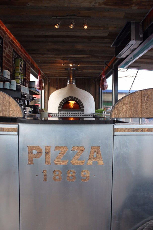 Pizza 1889   Oven   Orpington   Kent   We Love Food, It's All We Eat