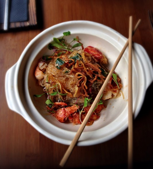 HOUSE OF HO | BOBBY CHINN | SOHO | LOBSTER NOODLES | WE LOVE FOOD, IT'S ALL WE EAT