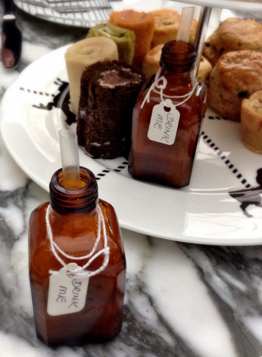 Mad Hatter's tea | Sanderson hotel | We Love Food, It's All We Eat